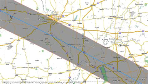 kentucky map eclipse if i live in kentucky will i be able to see the eclipse