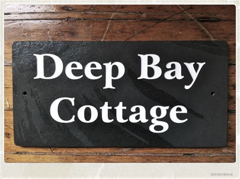 personalized cottage signs custom cottage signs