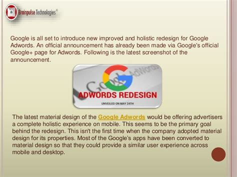 24 unforgettable advertisements design ideas and tech google announces new adwords design to be launched on 24 may