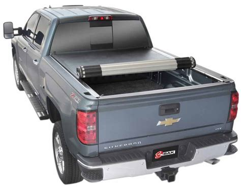Bed Covers by Bak Revolver X2 Tonneau Cover Roll Up Aluminum