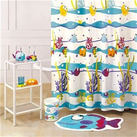 kids fish bathroom set pin by the bubblecake factory on children s bath