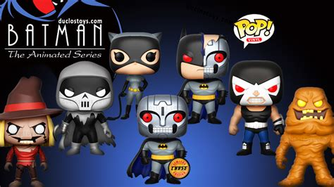 Funko Pop Heroes Batman The Animated Series Harley Quinn 156 duclos toys figures collectibles toys 187