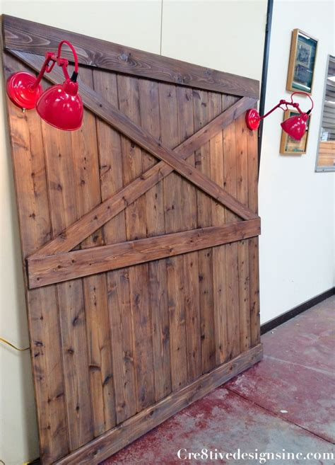 Diy Door Headboard by 25 Best Ideas About Barn Door Headboards On