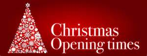 christmas opening hours shapes hairdressing leicester