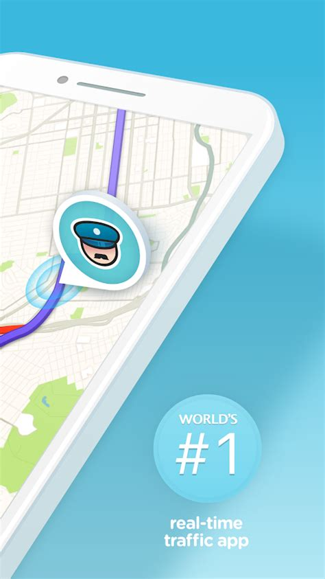waze apk free waze gps maps traffic alerts live navigation android apps on play