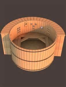 spa en bois exterieur spa ext 233 rieur en bois de c 232 dre massif 224 annecy