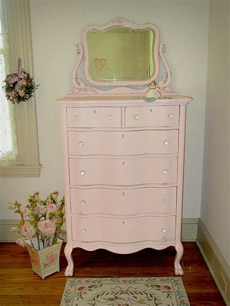 love i may just do this someday forever pink shabby chic dresser antique serbagunamarine