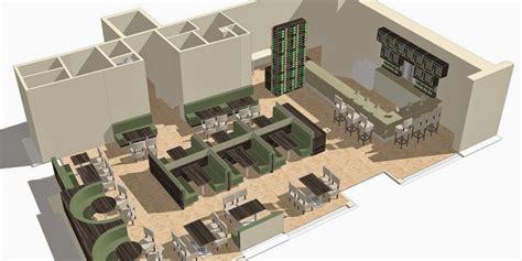 3d layout design cafe interior design collections cafe 3d plans design collections