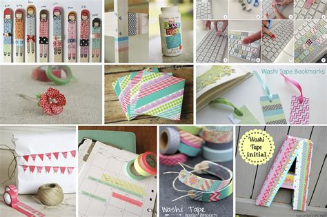 washi tape crafts 10 easy and awesome washi tape crafts fancy shanty 174