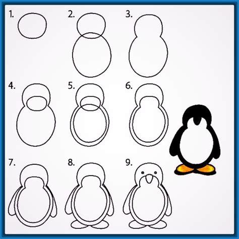 imagenes para dibujar faciles de hacer paso a paso creativos dibujos faciles paso a paso para ni 241 os