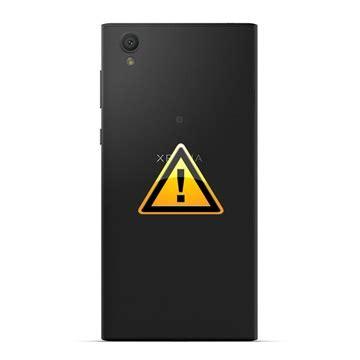 sony xperia l1 battery cover repair black