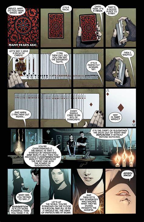 Dc Comics Batman Detective Comics 961 September 2017 exclusive preview detective comics 961