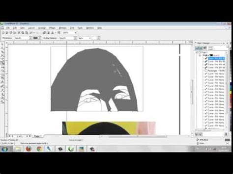 cara membuat wpap youtube cara membuat wpap dengan corel draw youtube