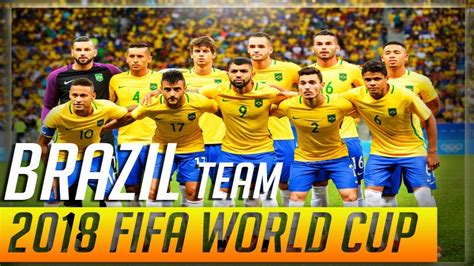 ùi Hình Brazil World Cup 2018 Brazil Football Team Fifa World Cup 2018 Russia Official