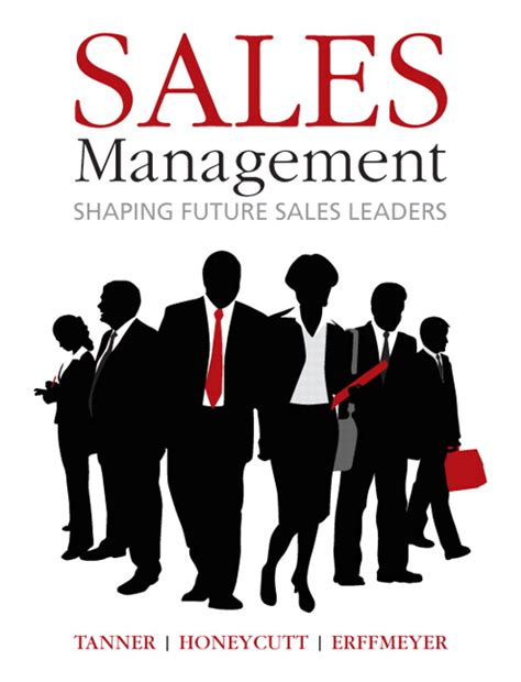 Sales Manager by Erffmeyer Sales Management Pearson