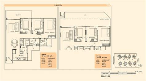 olympia floor plan 3 bedroom parc olympia