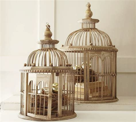 decorating a birdcage for a home primed4design design tip of the week 12 19 10