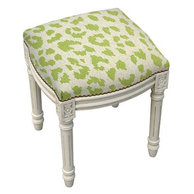 Animal Print Vanity Stool by Wayfair Home Store For Furniture Decor