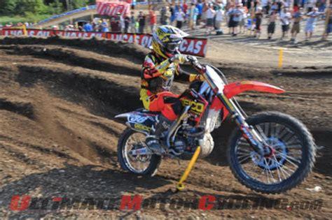 ama motocross 250 results 250cc motocross unadilla review