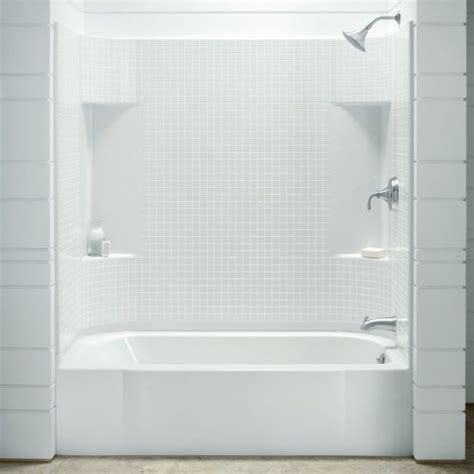 one piece bathtub enclosures best 25 one piece tub shower ideas on pinterest one