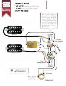 wiring diagrams seymour duncan part 25
