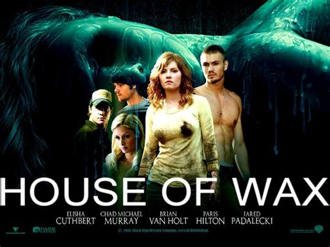 House Of Wax House Of Wax Wallpaper 17382825 Fanpop