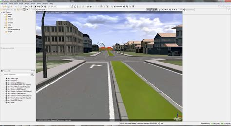 layout view in arcscene zerg s rumble geodesign at asia pacific user conference