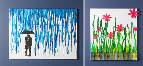 Drawing Ideas by Crayon Art Wall Art Create