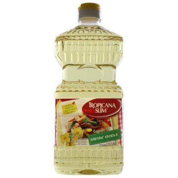 Minyak Goreng Tropicana Slim jual tropicana slim minyak kanola 946 ml prosehat
