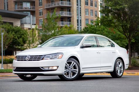 2013 volkswagen passat reviews and rating motor trend