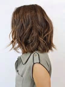 back view wavy bob for thick hair 2015 10 bob hairstyles for thick wavy hair short hairstyles