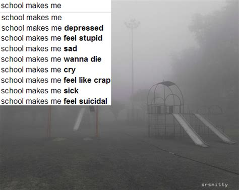 school   cry  tumblr