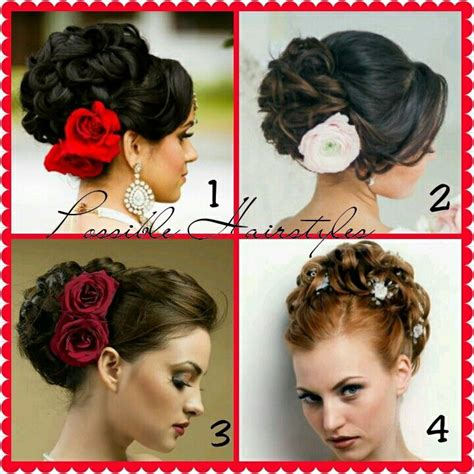 hair in spain spanish style updo hairstyle possibilities my wedding