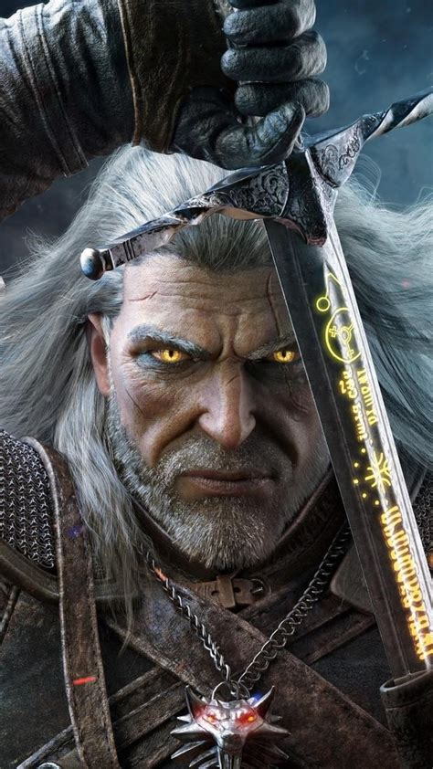 witcher  iphone wallpaper  images