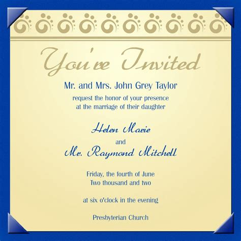 Wedding Lunch by Wedding Lunch Invitation Style By Modernstork