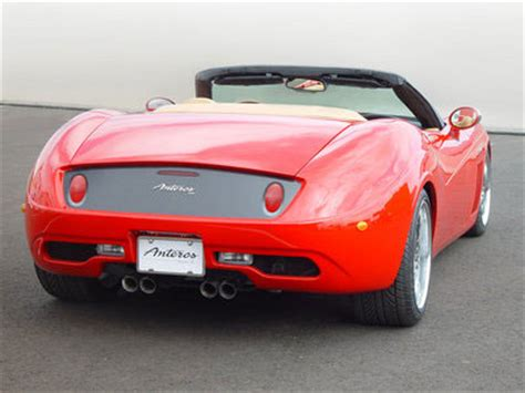 anteros roadster amazing photo gallery, some information