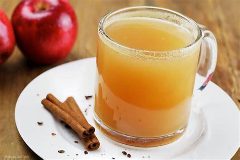 apple cider spiced hot apple cider draxe com