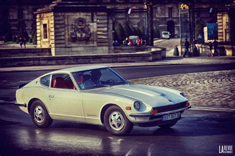 New Datsun 240z by Vs New Nissan Project 370z Against Datsun 240z On The