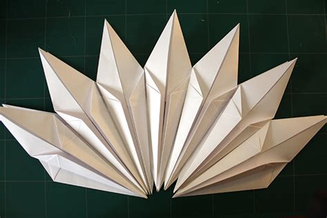 How To Make A Shape Paper - paper l shade a diy process that you probably shouldn