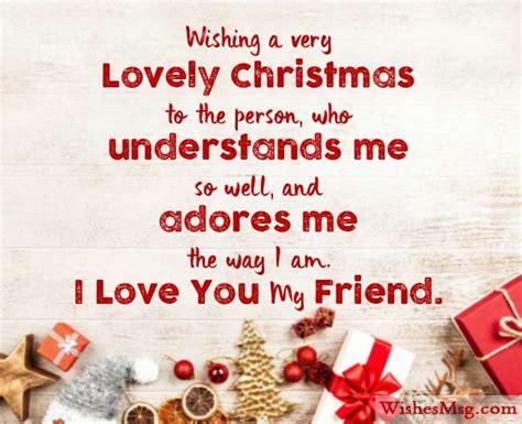 christmas wishes  friends   friend wishesmsg