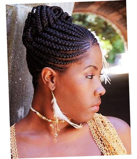 Pictures Of Black Braided Hairstyles by American Braided Hair Styles 2016 Ellecrafts