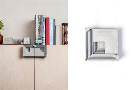 concrete furniture hardware influenced   works  architect carlo scarpa