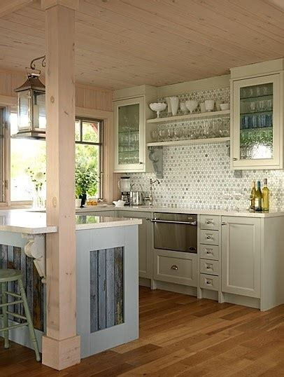 small cottage kitchen cottage pinterest