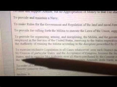 article 1 section 9 clause 7 harney county oregon mafia burns constitution article 1