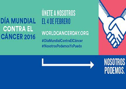 día mundial contra el cáncer 2016 artículos de ortopedia