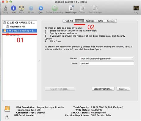 format hard drive mac os x formatting usb external hard drive to fat32 or exfat on