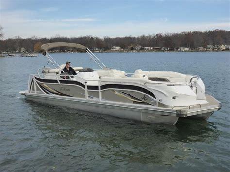 types of tritoon boats 2016 new jc tritoon 266 i o tritoon pontoon boat for sale
