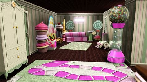 candy themed bedroom forums community the sims 3