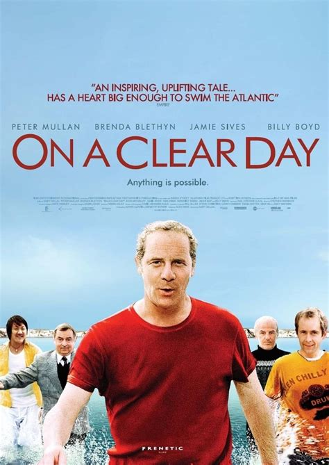 what day is s day on on a clear day 2 of 2 large poster image