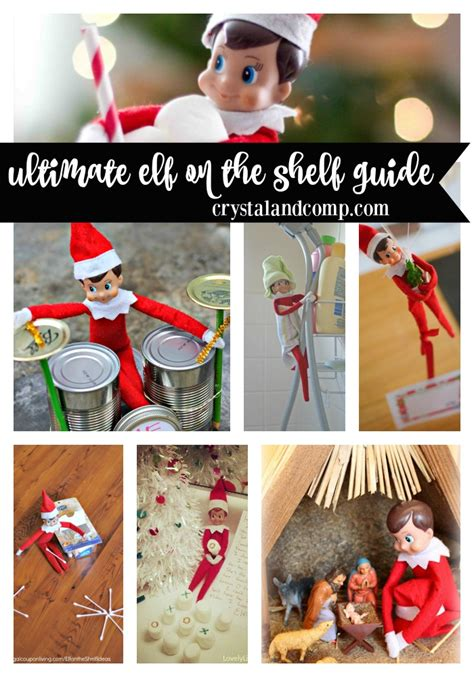 On The Shelf Ideas For Boys by On The Shelf Printables